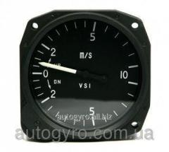The variometer is analog