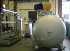 Installation gasification SGU-7K