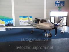 Plane four-seater l50