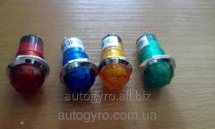 Alarm lamps of led