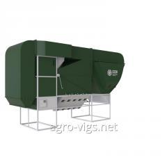 Сепаратор зерновий ІСМ-200 ЦОК,  очищення...
