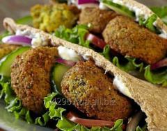 Falafel according to the original Arab recipe