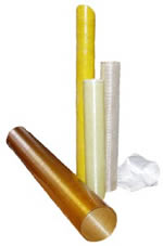 The bar is bazaltoplastikovy, fiberglass for
