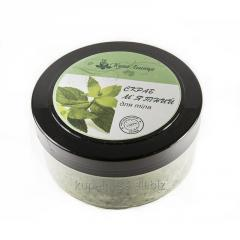 Body scrub of Mint, 400 g