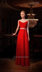 Dress evening spring-summer of 2015 Louise Bridal