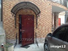 Кованные двери КД Кованые двери