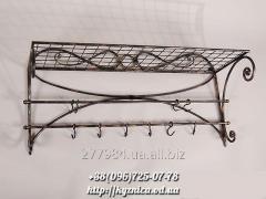Вешалка настенная Модель КНВ-008