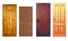 Двери стальные, продажа стальных противоударных