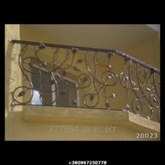 Кованый балкон Модель 20023