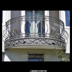 Кованый балкон Модель 20025