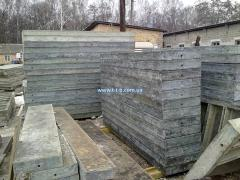 Sale of timbering and shuttering equipmen