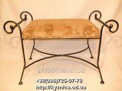 Кованый стул Модель КСЛ - 001