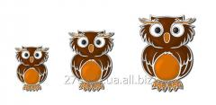 Charm owl of Br-20
