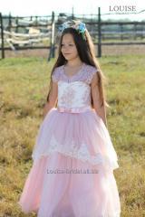 Vestidos elegantes de niñas