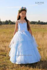 Dress children's spring-summer of 2016 Aralia