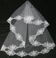 The veil embroidered 27-C