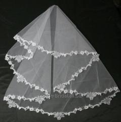 The veil embroidered 26-C