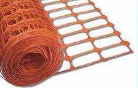 Сетки из пластиков для ограждения строительных