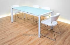 Стол обеденный раздвижной стекло В179-70