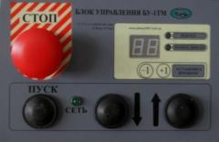 Control units to testomesa and mixers