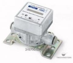 Counter of DFM 100B fuel