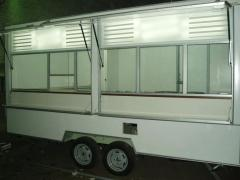 Booths mobile Trade trailers