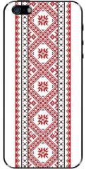 Захисна наклейка для iPhone - Український орнамент код UA0007