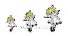 Charm angel of Br-27