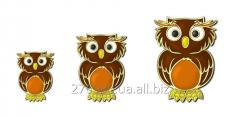 Charm owl Article Br-40