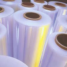 The film is polyethylene packaging
