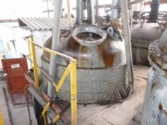 Реактор нержавеющий 4 м³