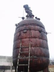 Реактор биметаллический