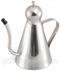 Watering can for oil of 500 ml, Gipfel, an art.