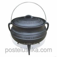 Kettle YP3-05 A KOTEL-A Grilly cast iron