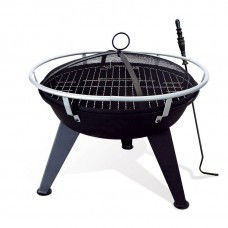 Grill fireplace garden F-04 Grilly