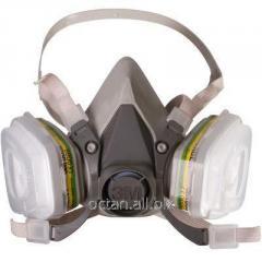 Respirator half mask 3M 6200 complete se