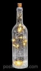 Ornament decorative Bottle of 28 cm