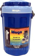 The isothermal container for food of Mega® 4,8 l