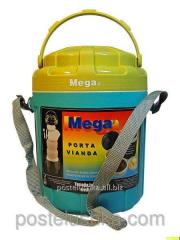 The isothermal container for food of Mega® 3,5 l