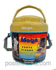 The isothermal container for food of Mega® 2,6 l