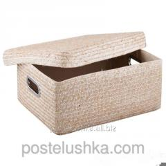 Basket beige with Natural House GAB24-L cover