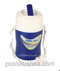 Isothermal container of 1 l blue, Eskim