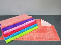Bath mats rubberized 50kh70sm