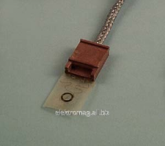 TP 018 surface temperature sensor (resistance