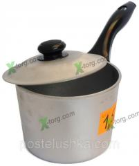 Ladle aluminum with the handle