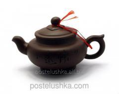 Чайник глиняный 350мл. 18х17х11 см