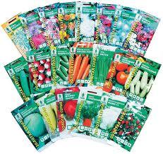 Пакетированные семена овощей, овощных культур.