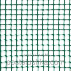 Grid for plants, 1x5 m, openings of 10 mm,