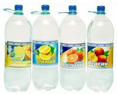 Вода фруктовая