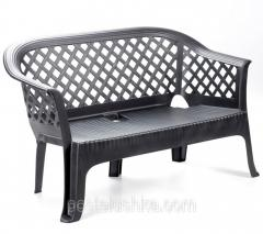 Lariana bench, - different colors